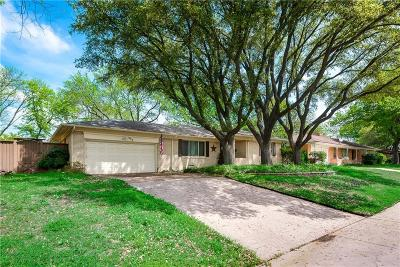 Richardson Single Family Home Active Option Contract: 537 Highland Boulevard