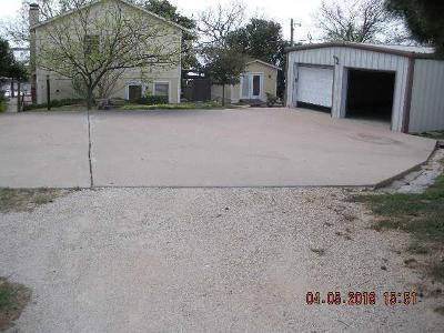 Abilene Single Family Home For Sale: 9702 Cove Road