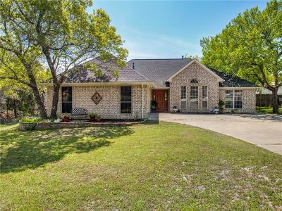 Willow Park Single Family Home Active Option Contract: 3613 Nichols Road