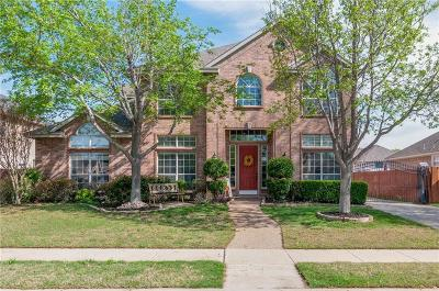 Keller Single Family Home For Sale: 2811 Countryside Trail