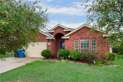Seagoville Single Family Home Active Option Contract: 3003 Glenrose Drive