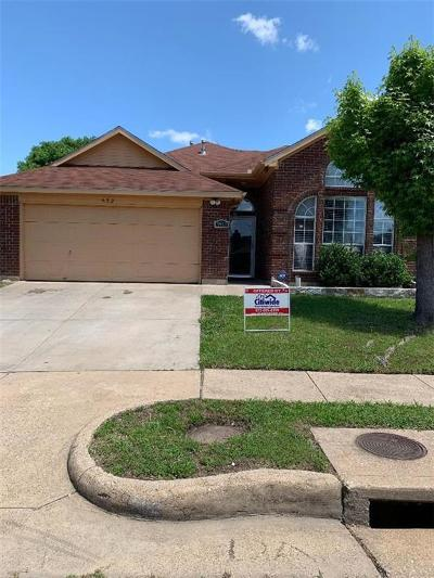 Garland Single Family Home For Sale: 902 Bard Drive