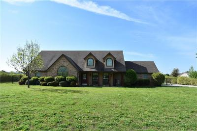 Haslet Single Family Home Active Option Contract: 227 County Road 4838