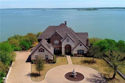 Wise County Single Family Home For Sale: 826 Cimmarron Bay Drive