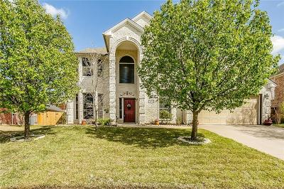 Burleson Single Family Home For Sale: 829 Valley Terrace Road