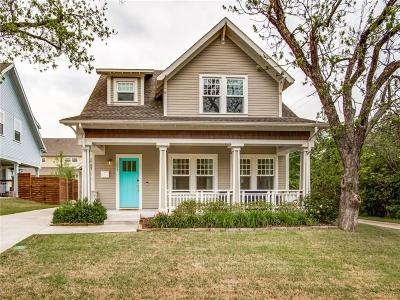 Dallas Single Family Home For Sale: 1694 Kings Highway