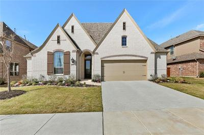 Prosper Single Family Home For Sale: 4080 Feathergrass Lane