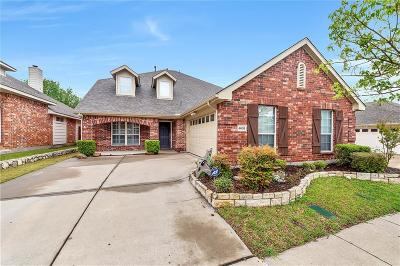 Mckinney Single Family Home For Sale: 4609 Rancho Del Norte Trail
