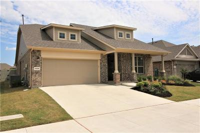 Northlake Single Family Home For Sale: 1828 Finch Trail