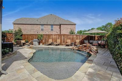 Fort Worth Single Family Home For Sale: 4541 Seventeen Lakes Court