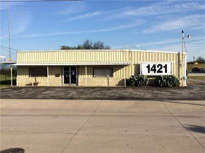 Granbury Commercial For Sale: 1421 Southtown Drive