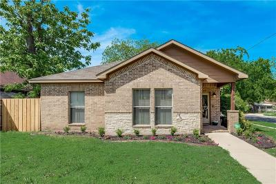 Dallas County Single Family Home For Sale: 701 W 9th Street