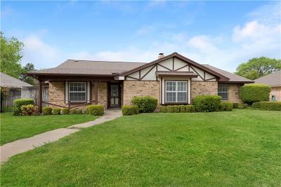 Fort Worth Single Family Home For Sale: 7113 Wind Chime Drive
