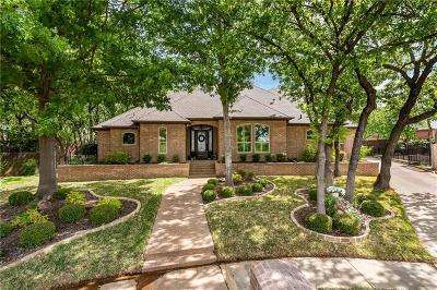 Keller Single Family Home Active Option Contract: 1124 Charleston Court