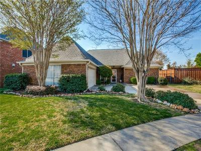 Garland Single Family Home Active Contingent: 510 Palm Desert Drive