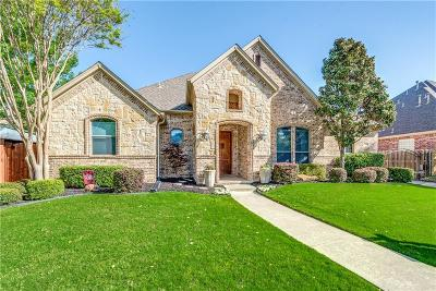 North Richland Hills Single Family Home Active Option Contract: 8305 Valley Oaks Drive