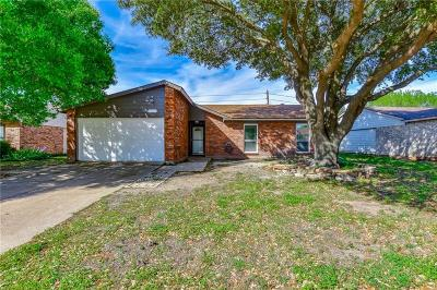 The Colony Single Family Home For Sale: 5513 Gates Drive