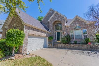 Garland Single Family Home For Sale: 106 Fall Creek Court