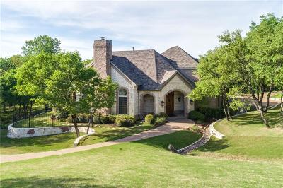 Flower Mound Single Family Home For Sale: 3601 Hidden Trail