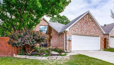 Lewisville Single Family Home Active Option Contract: 929 Winterstone Drive