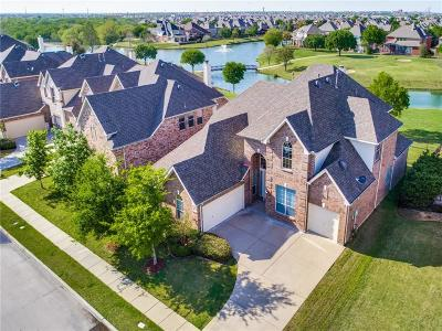 Frisco Single Family Home Active Option Contract: 3674 Chesapeake Drive