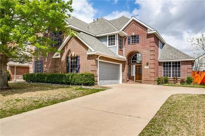 Grand Prairie Single Family Home Active Option Contract: 608 Teresa Lane