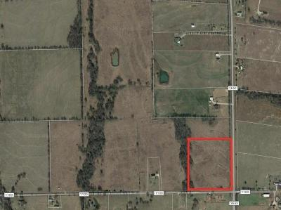 Farm & Ranch For Sale: County Road 1100