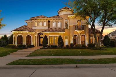 Frisco Single Family Home For Sale: 5140 Buena Vista Drive