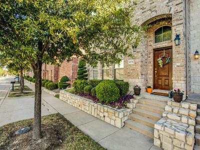 Frisco Townhouse For Sale: 5574 Grosseto Drive