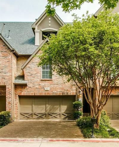 Townhouse For Sale: 14871 Towne Lake Circle