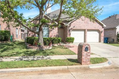 Flower Mound Single Family Home Active Option Contract: 2225 Starleaf Place