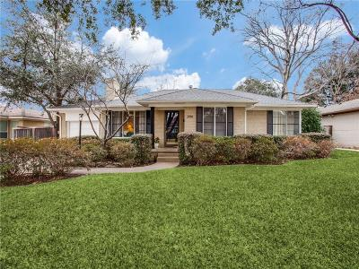 Single Family Home For Sale: 3919 Gaspar Drive