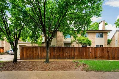 Richardson Condo Active Option Contract: 2632 Custer Parkway #A