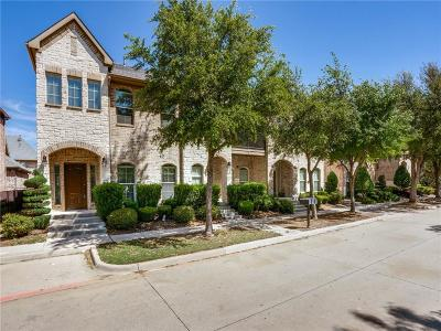 Frisco Townhouse For Sale: 6828 Firenze Lane