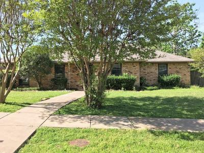Carrollton Residential Lease For Lease: 1604 Brighton Drive