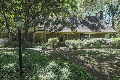 Corsicana Single Family Home For Sale: 1816 Dartmouth Lane
