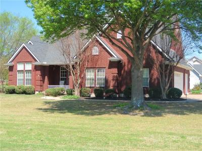 Cooke County Single Family Home Active Option Contract: 255 Cayuga Trail