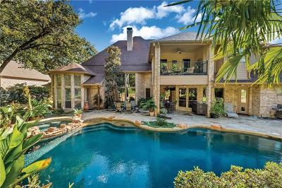 Single Family Home For Sale: 408 King Ranch Road