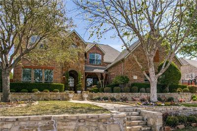 McKinney Single Family Home For Sale: 209 Isleworth Lane