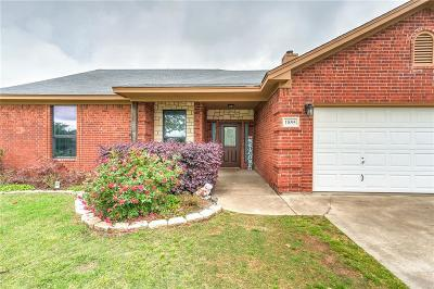 Weatherford Single Family Home For Sale: 1855 Roadrunner Drive