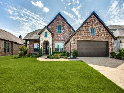Prosper Single Family Home For Sale: 1324 Hudson Lane