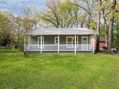 Mabank Single Family Home For Sale: 111 White Dove Trail