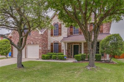 Rowlett Single Family Home For Sale: 7909 Saint Fillans Lane