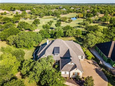 Parker County Single Family Home For Sale: 586 S Sugartree Drive