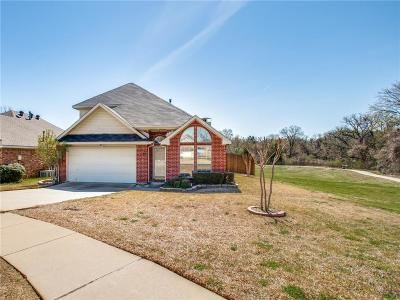 Lewisville Single Family Home For Sale: 1216 Buehler Court