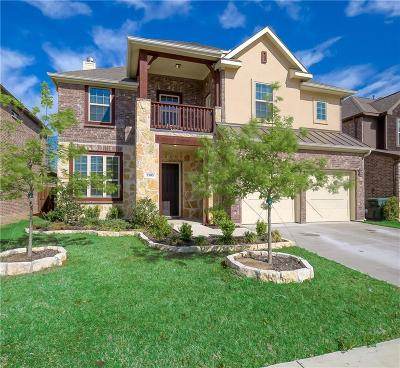 Garland Single Family Home Active Contingent: 3305 Rough Creek Drive