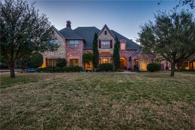 Denton Single Family Home For Sale: 3916 Maggies Meadow