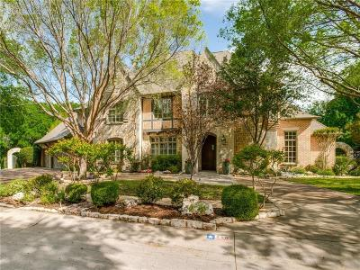 Coppell Single Family Home For Sale: 260 Stanton Court
