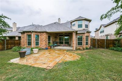 Mckinney Single Family Home For Sale: 11912 Presario Road