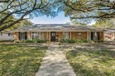 Single Family Home For Sale: 3311 Latham Drive